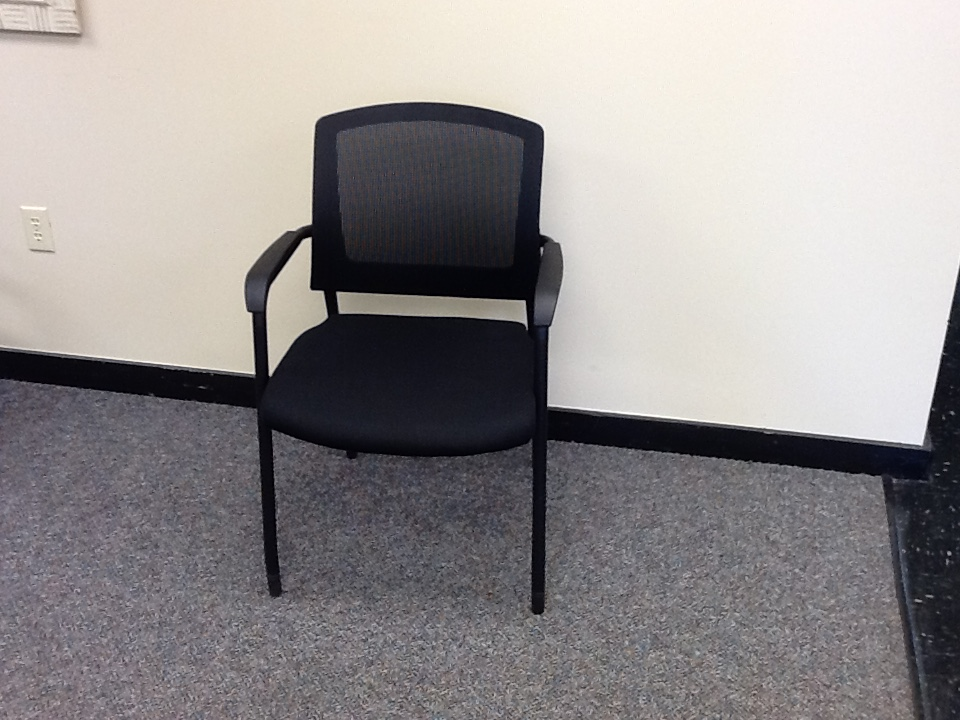 GCOS6 Mesh Back Guest Chair New Used Office Furniture Office Chairs Confe