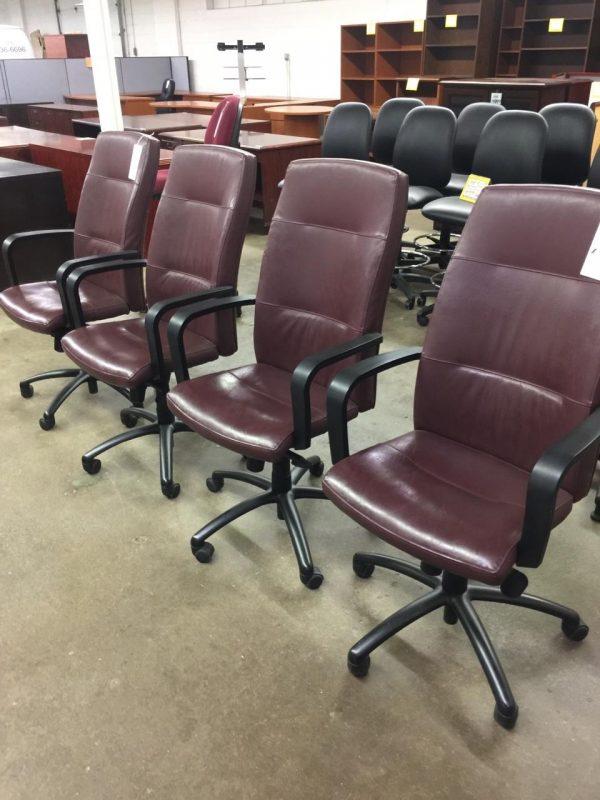 Executive Swivel arm Chairs